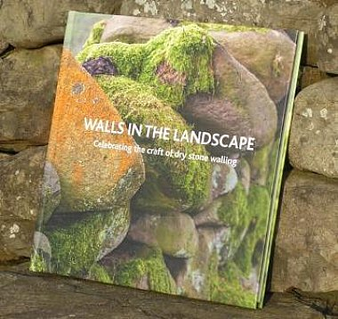Walls in the landscape book
